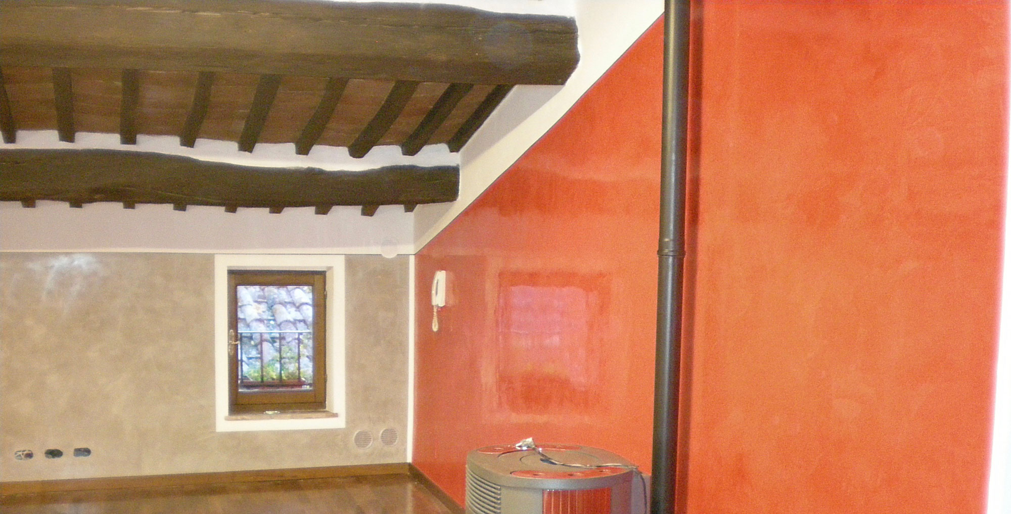 Pittura Stucco Veneziano Foto tinteggiatura interna e stucco veneziano – giacomomencarelli